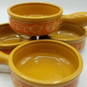 Imperial International Cortina soup bowls Lot of 4